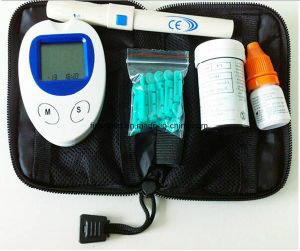 Automatic Blood Glucose Meter Glucometer pictures & photos