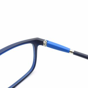 New Design Mz0814 Square Cheap Stainless Steel Reading Eyewear Optical Frames pictures & photos