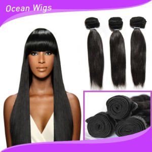 Huge Stock Can Be Dyed Raw Virgin Indian Hair pictures & photos