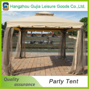 3X3m Garden Party Durable Folding Gazebo Outdoor with Double Roof