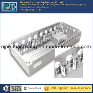 Custom Clear Anodized Aluminium CNC Milling Part pictures & photos