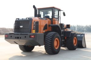 Ensign Brand 6 Ton Front Wheel Loader Yx667 with Weichai Engine pictures & photos