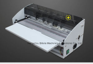 JP-460E Electric multi function Creasing & perforating machine/Office Paper machine pictures & photos