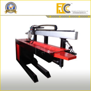 Automatic Inertia Gas Protection Welding Machine for Straight Seaming pictures & photos