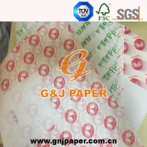 Good Quality Food Grade Printed Wrapping Paper for Food Wrapping pictures & photos