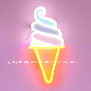 Ice Cream LED Neon Sign Decoration Neon pictures & photos