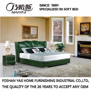 Modern New Design Bed for Bedroom Use (FB3070) pictures & photos