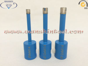 Crown Segment Diamond Drill Bit for Granite Diamond Tool pictures & photos