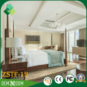 Arab Style Wooden Bedroom Set Used on Presidential Suite (ZSTF-12) pictures & photos