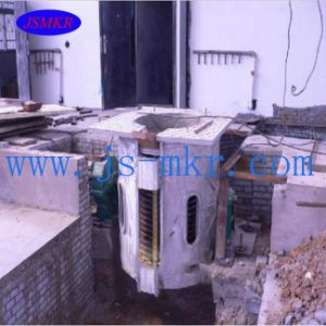 Used Small Iron Industrial Furnace Medium Frequency Furnace From China Factory