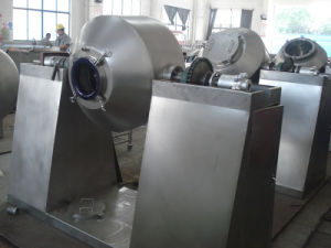 Szg-500 Double Cone Powder Vacuum Drying Machine pictures & photos