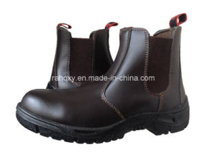 No Shoelack Professional Safety Boots (HQ01004) pictures & photos