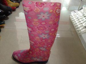 One Color PVC Rain Boots Injection Moulding Machine pictures & photos
