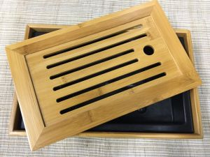 China Teaware Bamboo Tea Tray Chinese Tea Accessory pictures & photos
