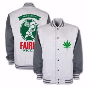 Wholesale Unisex Softshell Varsity Winter Coat Jacket (A667)