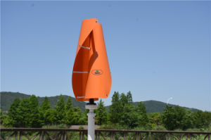 600W Vertical Wind Generator with Charge Controller pictures & photos