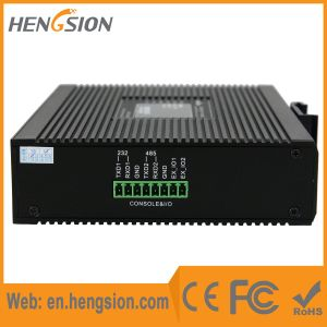 3 Tx and 2 Fx Megabit Port Industrial Network Switch pictures & photos