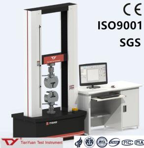 Ty8000 Electronic Universal Testing Machine (100KN-200KN) Test Equipment (servo motor) pictures & photos