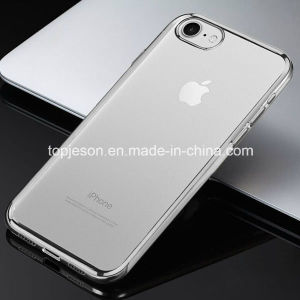 New Arrival Electroplated TPU Soft Phone Case for iPhone 7