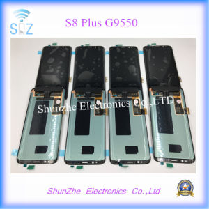 Mobile Cell Phone Touch Screen LCD for Samsung S8 + Plus G9550 G955f Displayer Displays pictures & photos