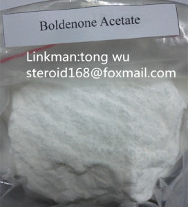 Cutting Cycle Boldenone 17-Acetate Powders Hormone for Muscle Growth pictures & photos