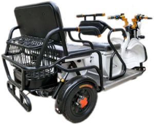 Environmental Protection 3 Wheel Tricycle Motorcycle pictures & photos