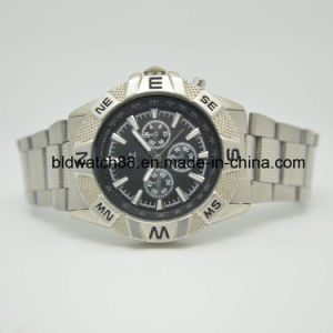 High Quality Men′s Business Gift Watch with Custom Logo pictures & photos
