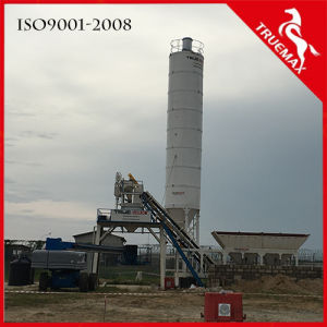 25m3/30m3 Cement Small Stationary Concrete Batching Plant