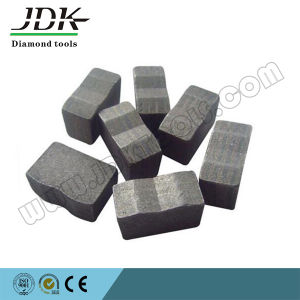 Grooved Type Diamond Tool Segment for Cutting Spanish Granite pictures & photos