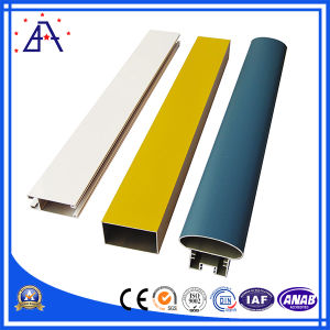 Brilliance Powder Coating Aluminum Section with DIN Standard pictures & photos