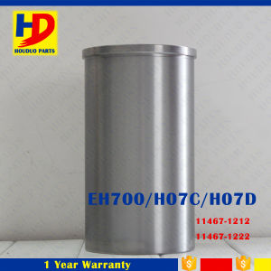 Engine Parts Cylinder Liner H07D Used for Hino pictures & photos