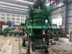 Jaw Crusher, The Mobile Jaw Crusher, Stone Jaw Crusher pictures & photos