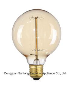 Antique Vintage T45 Carbon Filament Edison Light Bulb pictures & photos
