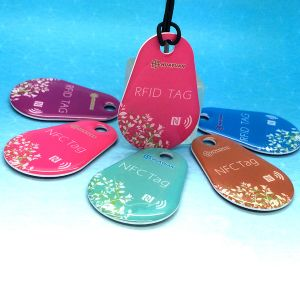 Security Access Control 125kHz Tk4100 RFID epoxy Tags pictures & photos