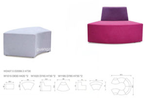 Modern Different Combination Sofa for Office Furniture pictures & photos