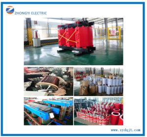 Three Phase Dry Type Transformer 250kVA Price of Step up Transformer pictures & photos