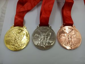 New Design Replica Olympic Gold Medals (XY160914) pictures & photos
