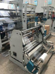 Automatic PVC Slider Zipper Head Attaching Bag Machine Machine (WFD-800) pictures & photos