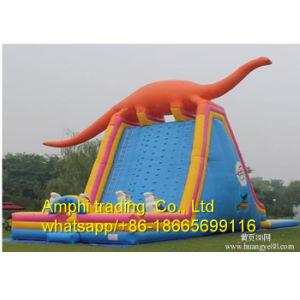 Dinosaur Kids Inflatable Climbing, Inflatable Climbing Rock