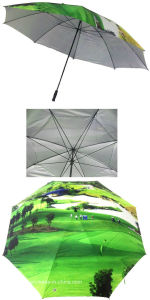 Promotion Gifts Golf Umbrella with Logo Printing pictures & photos