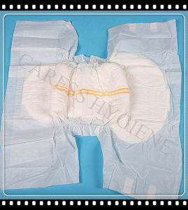 Breathable and Soft Disposable Adult Incontinence Diaper pictures & photos