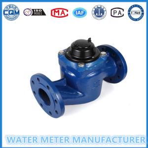 Industrial Digital Water Flow Meter Lxlc-300 pictures & photos