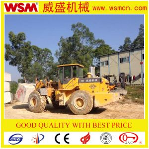 Mini 18tons Forklift Wheel Loader with Fork for Sale pictures & photos
