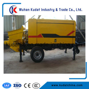 Concrete Delivery Pump Hbt80sea-1816 pictures & photos