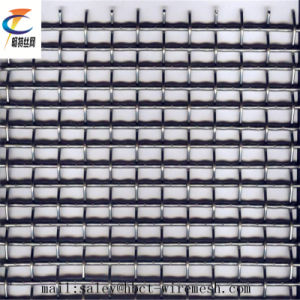 304 316 Stainless Crimped Wire Mesh pictures & photos