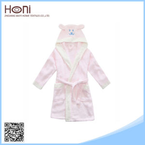 D-049 High Quality Children Bath Towel Hooded pictures & photos