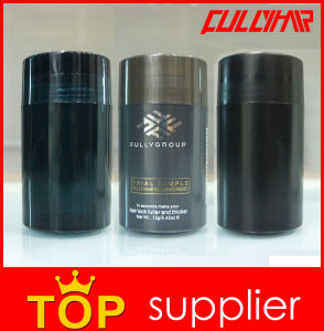 FDA Approved Fully Hair Building Fibers Hair Thickening Fiber Bottle pictures & photos