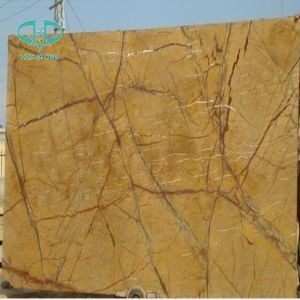 Rainforest Gold Marble, Yellow Marble, Golden Marble pictures & photos
