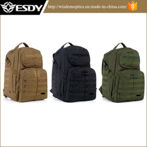 Factory Direct Tactical Backpack, Camping Mountaineering Bag Rucksack pictures & photos