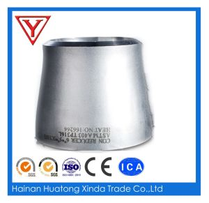 DIN Standard Sanitary Stainless Steel Welded Reducer pictures & photos